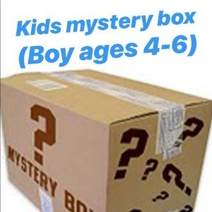 Other - Kids mystery box 📦